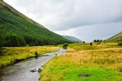 Highland valley Royalty Free Stock Photo