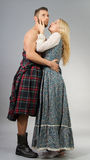 highlander imagens de stock royalty free