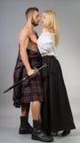 highlander fotografia de stock