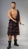 highlander imagens de stock