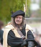 Highlander Chieftan στοκ εικόνα με δικαίωμα ελεύθερης χρήσης