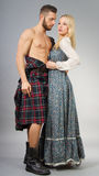 Highlander Royalty Free Stock Photography