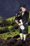 Highlander music Royalty Free Stock Photos