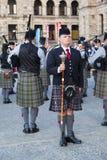 highlanders Immagini Stock