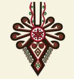 Highlanders Parzenica Emblem royalty free stock photos