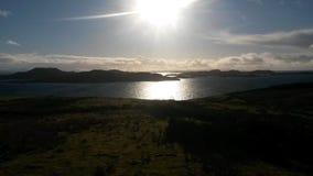 highlands стоковое изображение