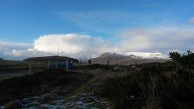 highlands стоковое фото rf