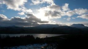 highlands стоковое изображение rf