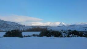highlands стоковое фото