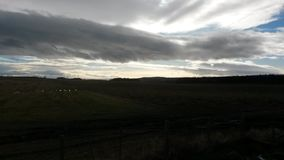 highlands стоковая фотография rf