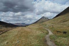 highlands Imagem de Stock