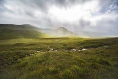 highlands στοκ εικόνες