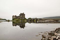The Highlands - Eilean Donan Castle Royalty Free Stock Image