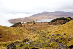Highlands, Isle of Skye Stock Images