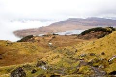 Highlands, Isle of Skye Stock Images