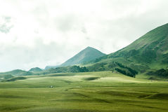 Highlands landscape Royalty Free Stock Photography
