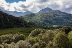Highlands landscape in Scotland Stock Photography
