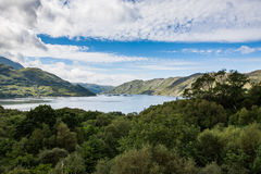 Highlands landscape in Scotland Royalty Free Stock Photography