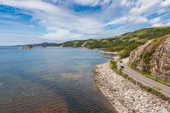 Highlands landscape in Scotland Stock Image