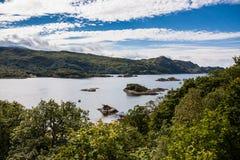 Highlands landscape in Scotland Stock Photos