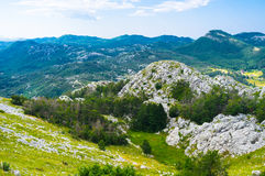 Highlands of Montenegro Royalty Free Stock Images