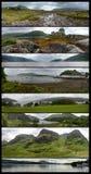 Highlands Panoramics Stock Image
