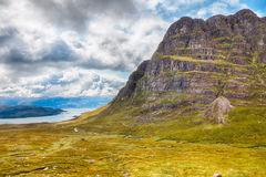 Highlands and Plains HDR Royalty Free Stock Image