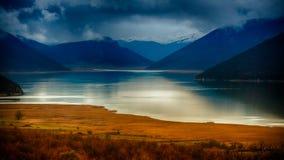 Highlands See Stockfotos