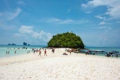 Highlight Таиланда невиденный Стоковая Фотография