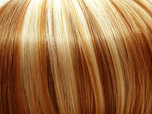 Highlight hair beauty texture background Stock Photography