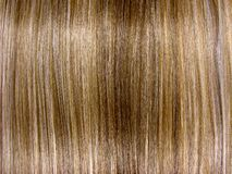 Highlight hair texture background Royalty Free Stock Photo