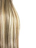 Highlight hair texture background. Highlight hair texture abstract background Stock Image