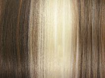 Highlight hair texture background Stock Photography
