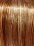 Highlight hair texture background Stock Photo