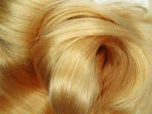 Highlight hair texture background Royalty Free Stock Photos