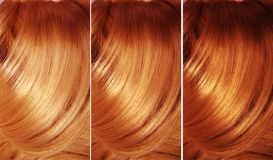 Highlight hair texture background. Highlight hair texture abstract background stock photography