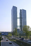 Highlight Towers in Munich, Bavaria Stock Photos