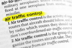 Air Traffic Controller Letter Words