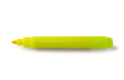 Highlighter Royalty Free Stock Image