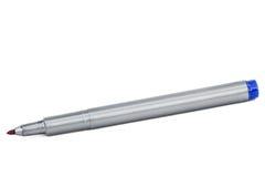 Highlighter del marcador del rotulador, aislado en blanco, con la trayectoria de recortes Imágenes de archivo libres de regalías