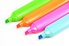 Highlighters Stock Photo