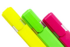 Highlighters Stock Photography