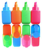 Highlighters Stock Image