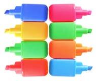 highlighters Стоковое Изображение RF