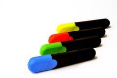highlighters Стоковые Изображения RF