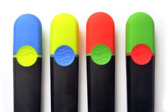 Highlighters Royalty Free Stock Photos