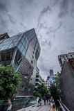 highline纽约 库存照片