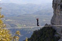 Highline Fotografie Stock