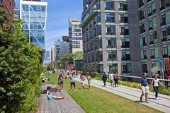 Highline em New York Foto de Stock
