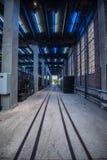 Highline en Nueva York Foto de archivo libre de regalías